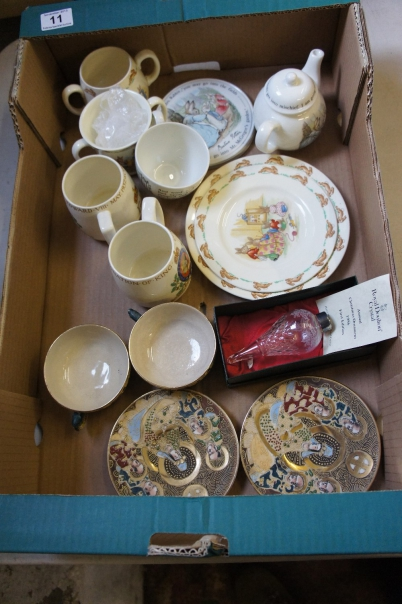 A collection of pottery to include Royal