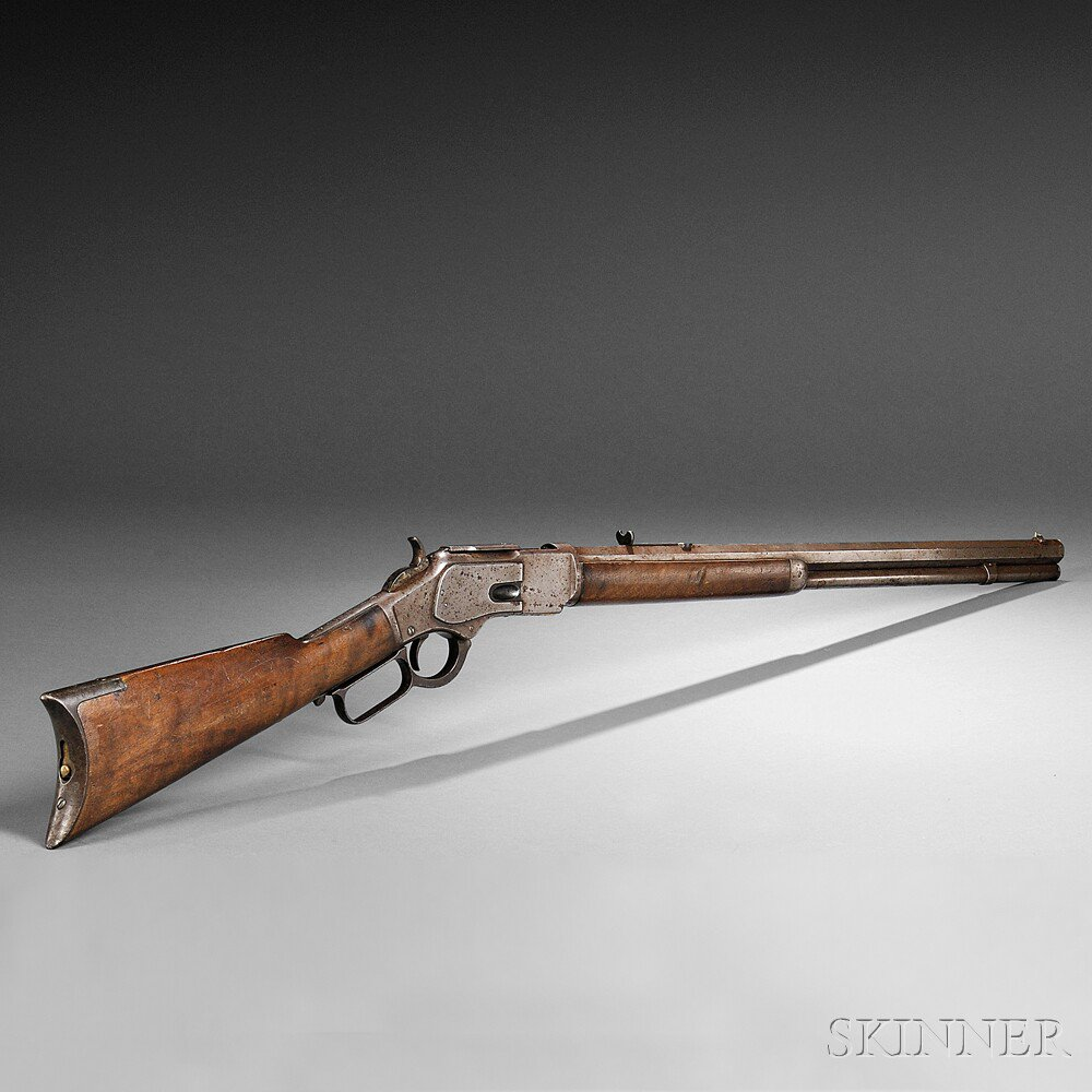 Price guide for Winchester Model 1873 Lever Action Rifle,