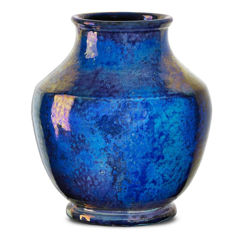 Price Guide For Pewabic Vase With Lustre Glaze Condition