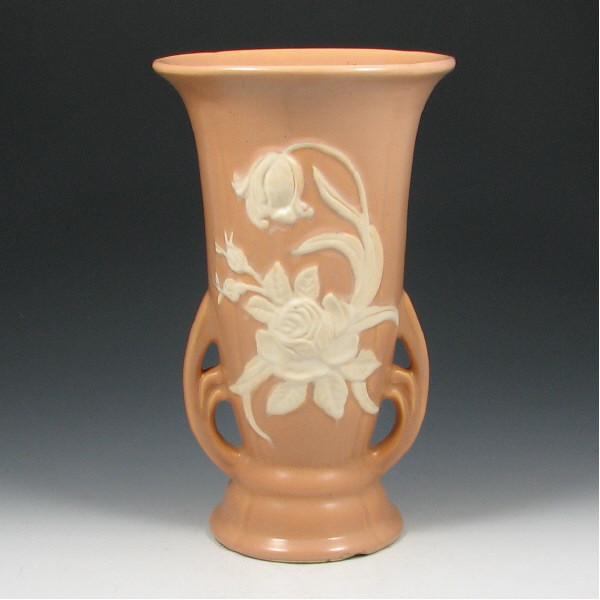 Price Guide For Weller Cameo 11 14 Vase Weller Cameo Vase