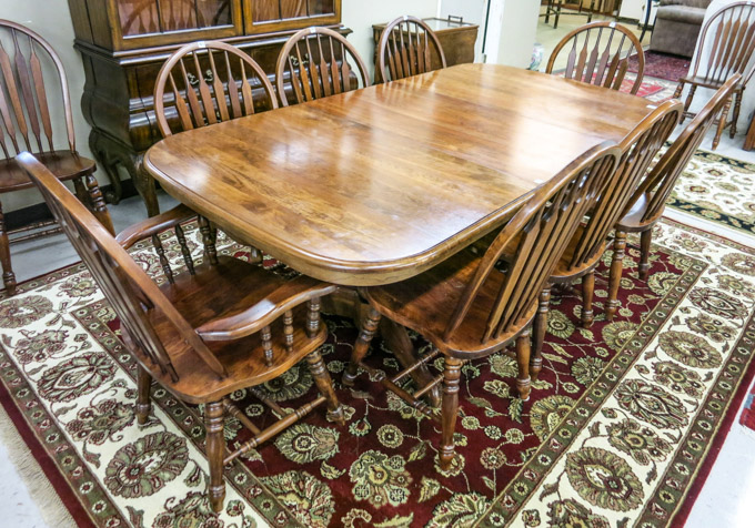 Dining Room Tables Athol Table Ash Dining Room Set