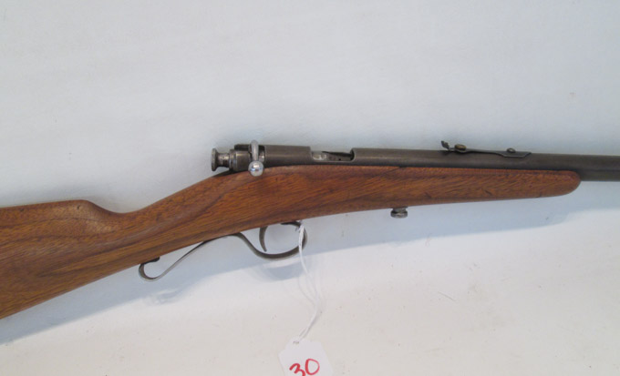 Price guide for SAVAGE MODEL 1904 SINGLE SHOT BOLT ACTION