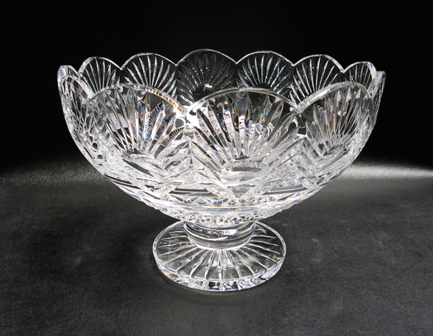 Waterford crystal marks identification