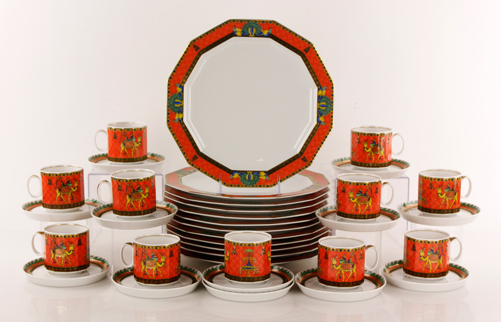 8058 - Rosenthal Versace Collection Dinnerware
