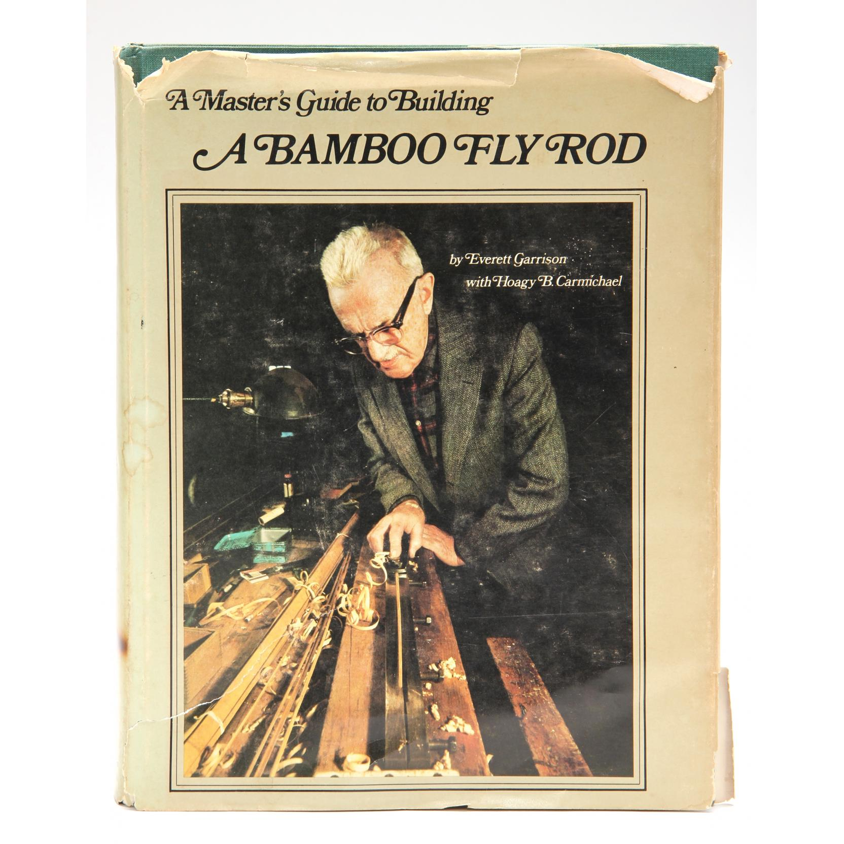 Master Fly Rod Builder's Book Inscribed to