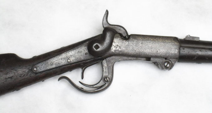 Price guide for BURNSIDE RIFLE CO THIRD MODEL CARBINE, 54
