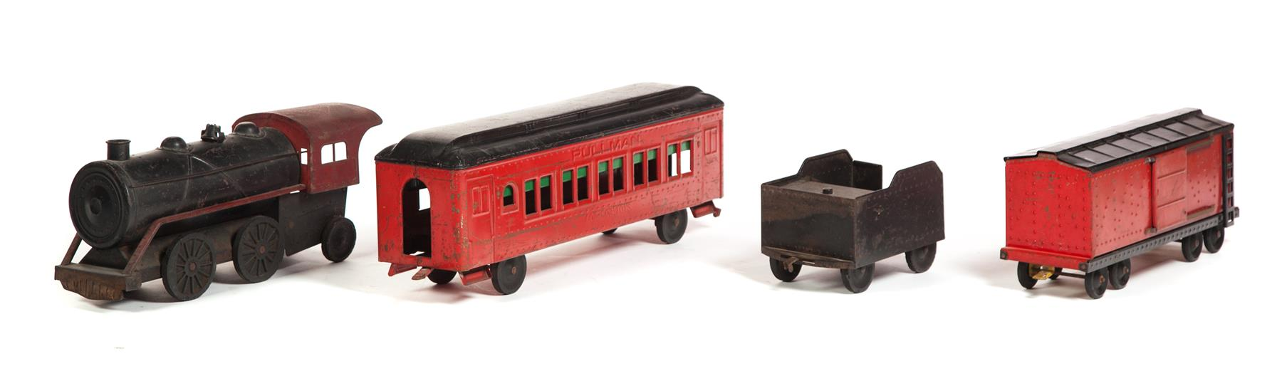 "AMERICAN ""COR-COR"" TOY TRAIN.  Second quarter-20th"