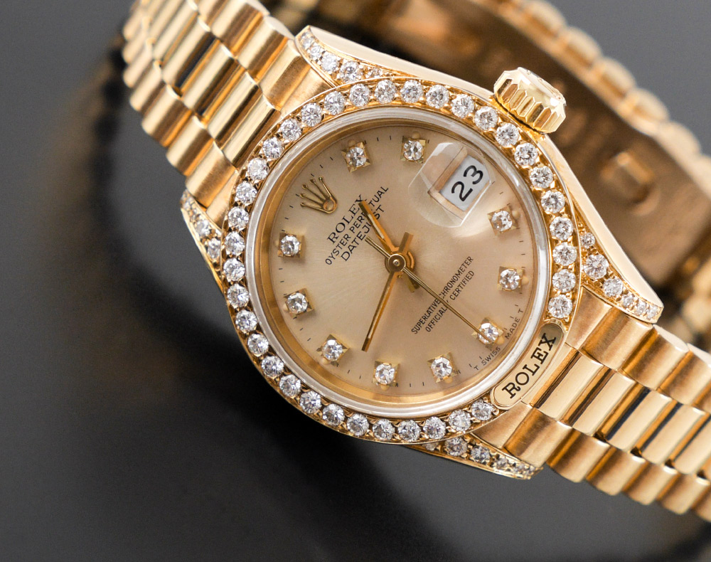 SPECIAL EDITION LADIES PRESIDENT DATEJUST