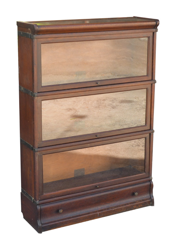 Price Guide For 3 Stack Globe Wernicke Barrister Bookcase