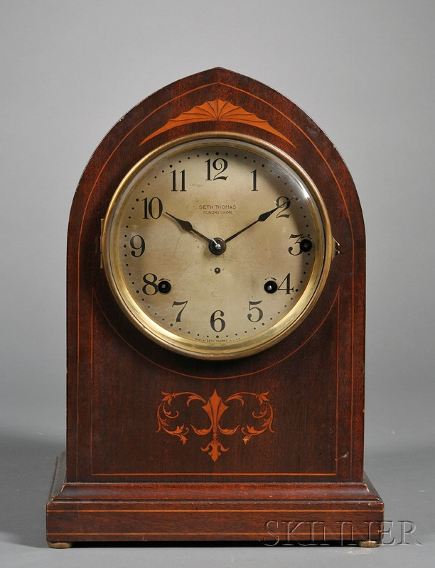 Seth Thomas Sonora Chime Mantel Clock, Thomaston,