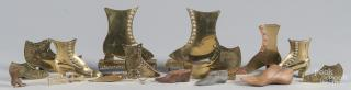 Collection of boot form accessorie Twelve