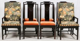 CENTURY FURNITURE COMPANY CHINESE STYLE CHAIRS