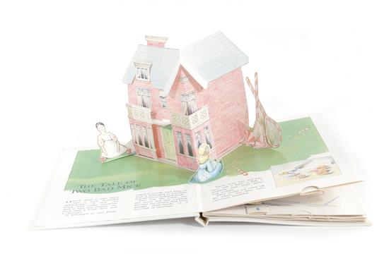 Pop-up books: Children's classics Bemelmans,