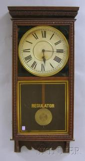Price Guide For Sessions Regulator Wall Clock Eight Day
