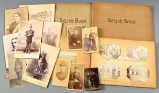 Civil and Spanish American War Related Archive