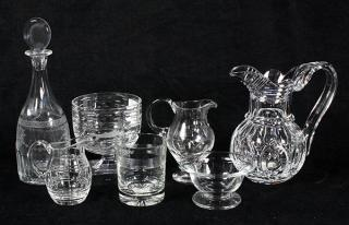 (lot of 20) William Yeoward crystal table