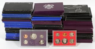 U.S. PROOF COIN SETS PRF65 U.S. PROOF COIN