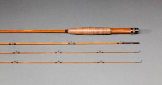 Bamboo Fly Rod  E. F. Payne Rod Co. (1894-1968),