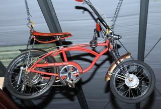 Price guide for Schwinn Orange Krate all original boy's bicycle,