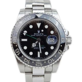Man's Rolex GMT Master II 116710 Stainless