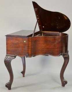 Columbia baby grand disc phonograph electric