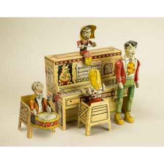 Li'L Abner and his Dogpatch Band w/Box  Li'l