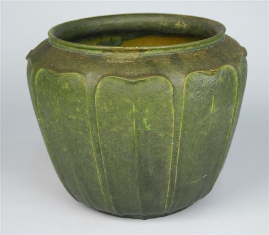 AMERICAN GRUEBY POTTERY VASE, early 20th