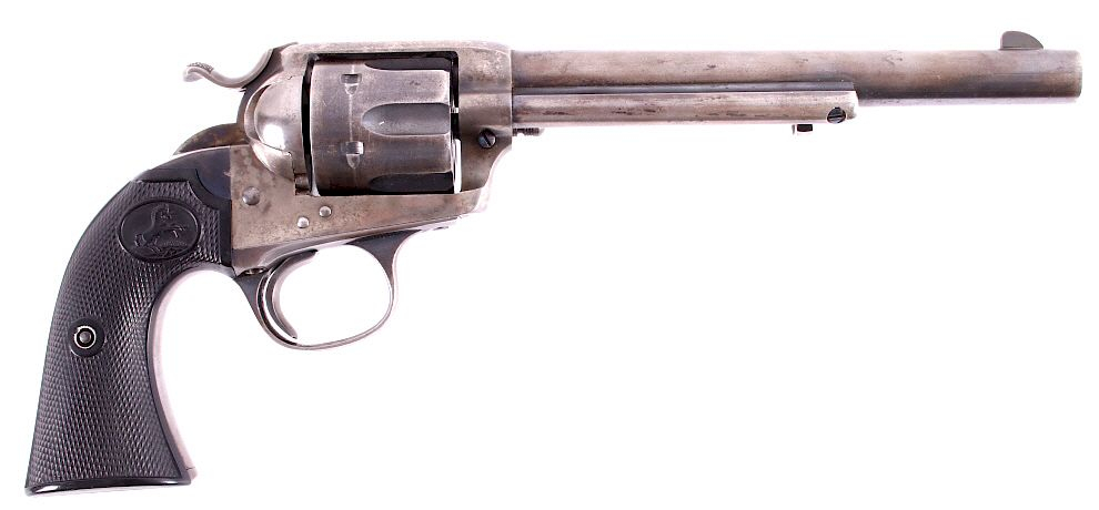 Colt Bisley Single Action Army 1873 32-20
