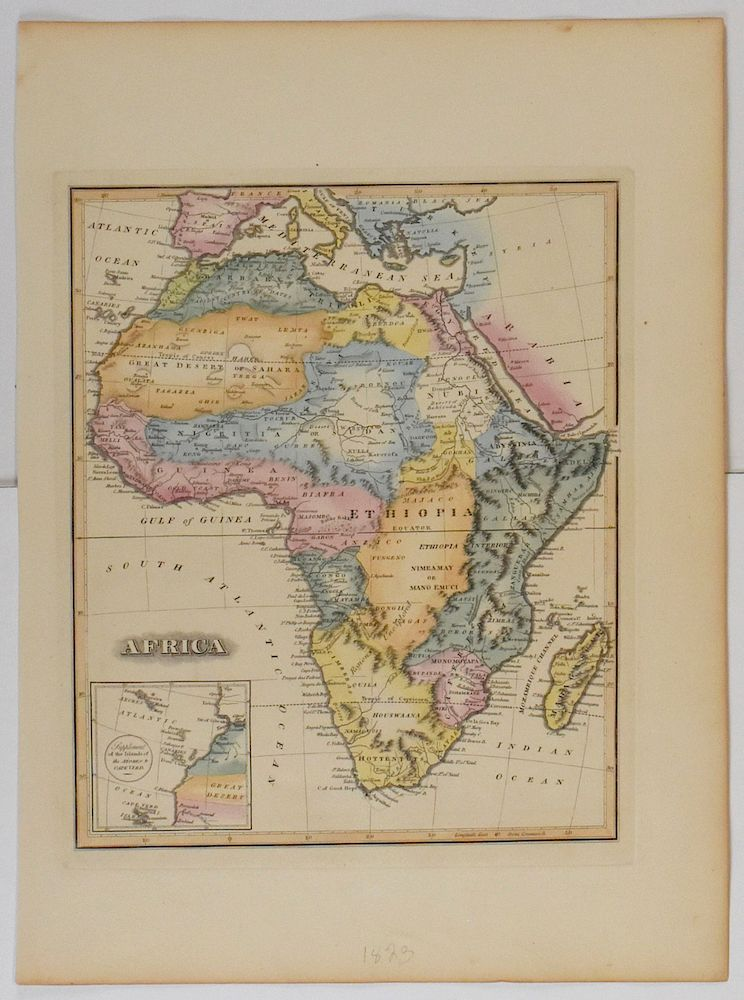 Grp: 12 Regional Maps of Africa:  Group of