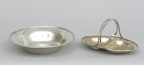 236. A Bowl by Meriden Brittania Co. and