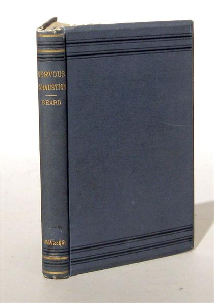 1 vol.  Beard, George M. A Practical Treatise