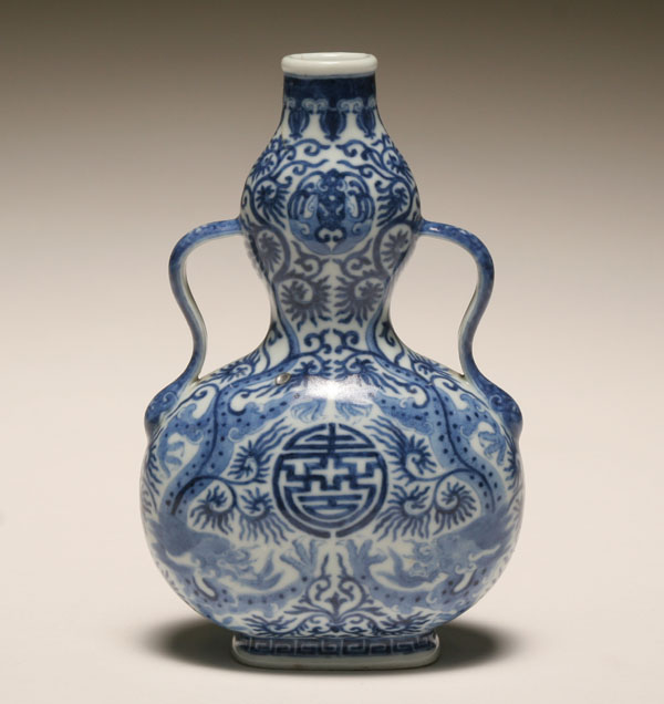 Price Guide For Chinese Qing Dynasty Porcelain Vase Daoguang