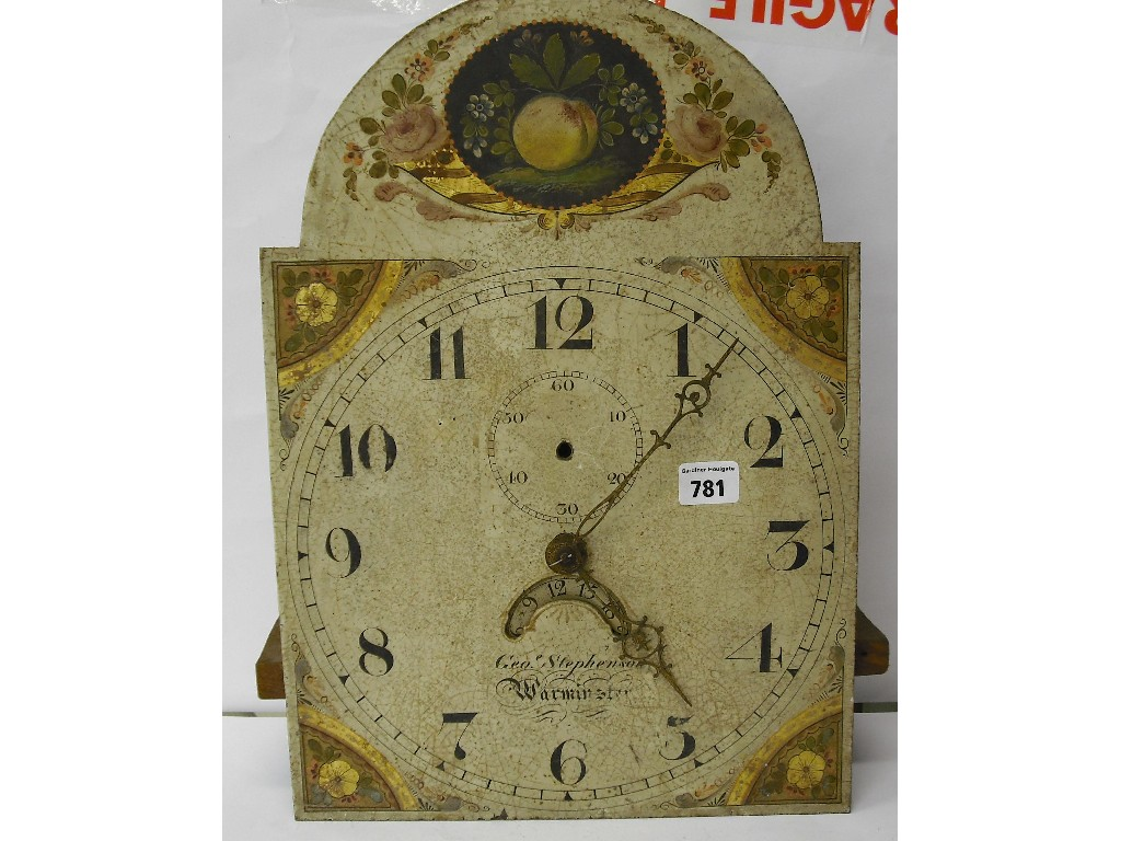 Thirty hour longcase clock movement, the