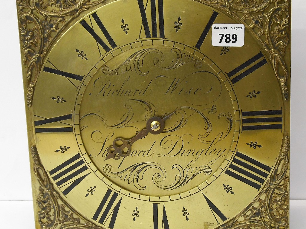 Thirty hour birdcage longcase clock movement