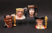 427. Large Royal Doulton Character Jugs