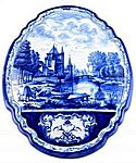 ENGLISH DELFTWARE POTTERY