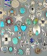typical navajo hopi jewelry